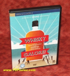 Whisky Galore - PAL Region 2 - DVD - UPC 5055201815644