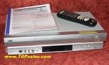 JVC Super VHS ET Plug & Play, Refurbished, w/ JVC Remote Control, HR-S5912U Hi-Fi with video stabilizer [TGP 005]