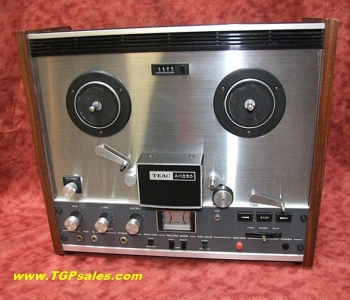 Teac A-1230 reel tape deck - AS-IS for parts