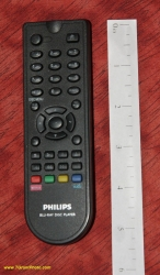 Philips original remote control for BDP2900 BluRay player