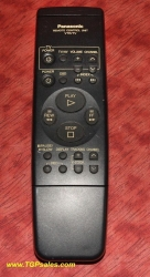 Panasonic  Remote Control - VEQ1644