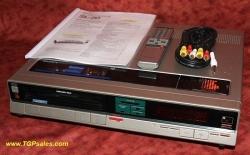 Sony Betamax SL-20 Beta VCR [TGP 663]