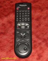 Panasonic Remote Control  for AG-W3 VCR