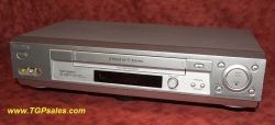 Sony SLV-ED939ME multi-system VHS VCR with remote - PAL MESECAM NTSC