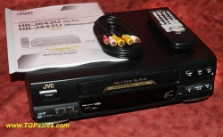 SOLD -  JVC HR-J643 VHS VCR with remote & HiFi sound [0454]