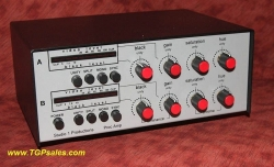 Studio 1 Productions (a.k.a. SignVideo) Dual Proc Amp with power supply [TGP-8648]