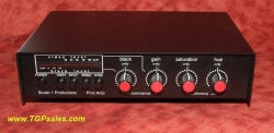 SOLD - Studio 1 Productions (a.k.a. SignVideo) Video Processor -  Proc Amp [TGP9333]