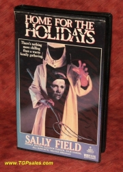 Home for the Holidays - VHS - Sally Field - Horror