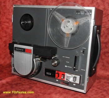 Sony AV-3600 Reel-to-Reel videocorder VTR, Refurbished + Warranty
