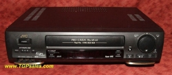 JVC Super VHS ET Plug & Play, w/ JVC Remote Control, HR-S5400U Hi-Fi with video stabilizer