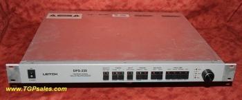 Leitch DPS-235D - Dual Time Base Corrector & Proc Amp [TGP-6001]