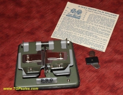 Super 8mm, Regular 8mm, 16mm wet splicer - for use with film cement