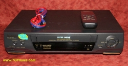 Panasonic NV-SD320 multi-system VHS VCR with remote - PAL NTSC MESECAM