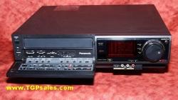 Panasonic AG-1980 sVHS VCR - BLACK FRIDAY SALE - Refurbished + Warranty [TGPSALE2018]