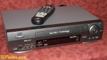 SOLD - JVC Super VHS SR-V10U Professional VCR, with built-in Remote Control, time base corrector