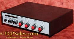 SOLD - Studio 1 Productions (a.k.a. SignVideo) Video Processor - Proc Amp with power supply [TGP 1209]