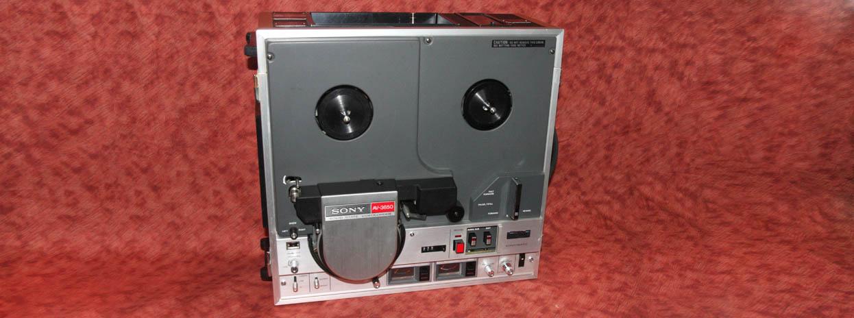Sony AV-3650