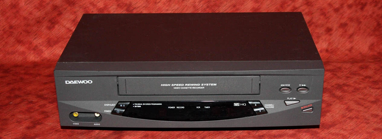 VCRs from $79.99