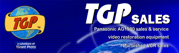 TGP Sales - a subsidiary of TGrant Photo